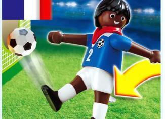 Playmobil - 4711 - Soccer Player - France