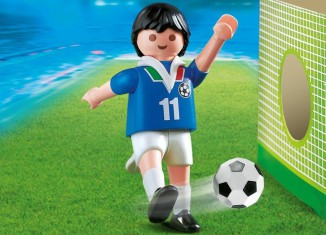 Playmobil - 4712 - Soccer Player - Italy