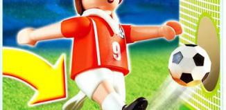 Playmobil - 4713 - Soccer Player - Netherland
