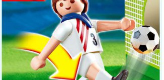 Playmobil - 4716 - Soccer Player - USA