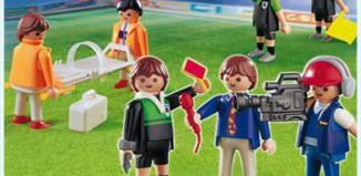 Playmobil - 4717 - Fußballspiel-Ergänzungsset