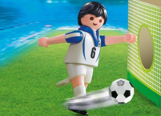 Playmobil - 4718 - Soccer Player - Greece