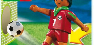 Playmobil - 4720 - Soccer player - Portugal
