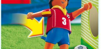 Playmobil - 4721 - Football player Spain
