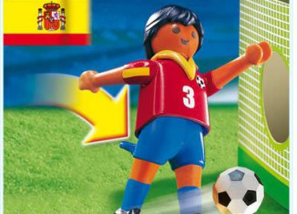 Playmobil - 4721 - Football player Spain
