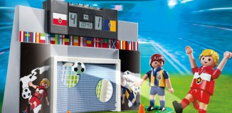 Playmobil - 4726 - Soccer Shoot Out