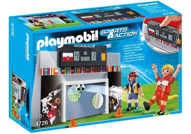 Playmobil 4726 - Soccer Shoot Out - Box
