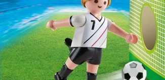 Playmobil - 4729 - Soccer Player - Germany