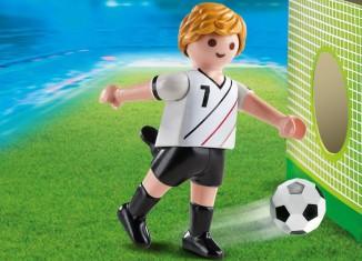 Playmobil - 4729 - Soccer Player - Germany