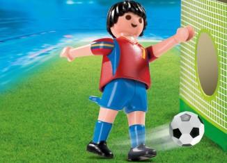 Playmobil - 4730 - Soccer Player - Spain