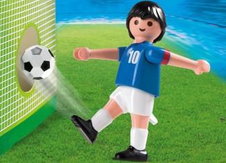 Playmobil - 4733 - Soccer Player - France