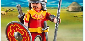 Playmobil - 4745 - Mongolian Warrior
