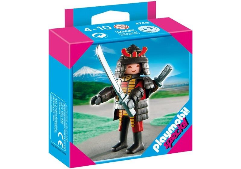 Playmobil 4748 - Samurai - Box