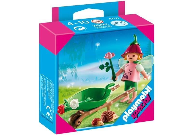 Playmobil 4751 - Little Flower Fairy - Box
