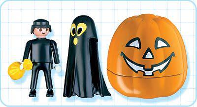 Playmobil 4771 - Halloween Set 'Ghost' - Back