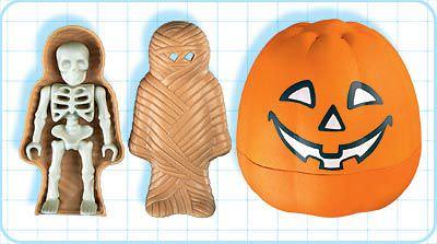 Playmobil 4773 - Halloween Set 'Mummy' - Back
