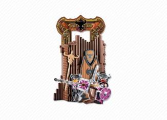 Playmobil - 4774 - Barbarian Take Along Fort