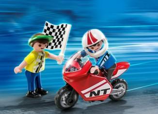 Playmobil - 4780 - Children with Racingbike