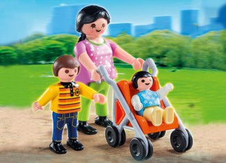 Playmobil - 4782 - Mother with Children