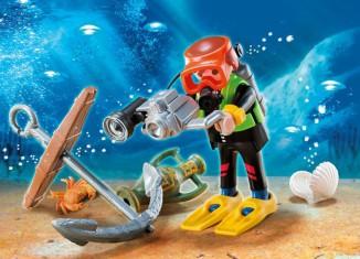 Playmobil - 4786 -  Treasure Hunter
