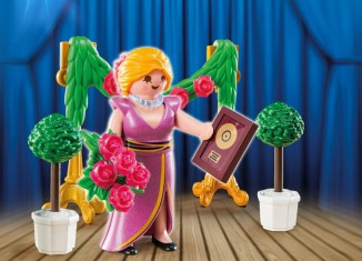 Playmobil - 4788 - Celebrity with Award