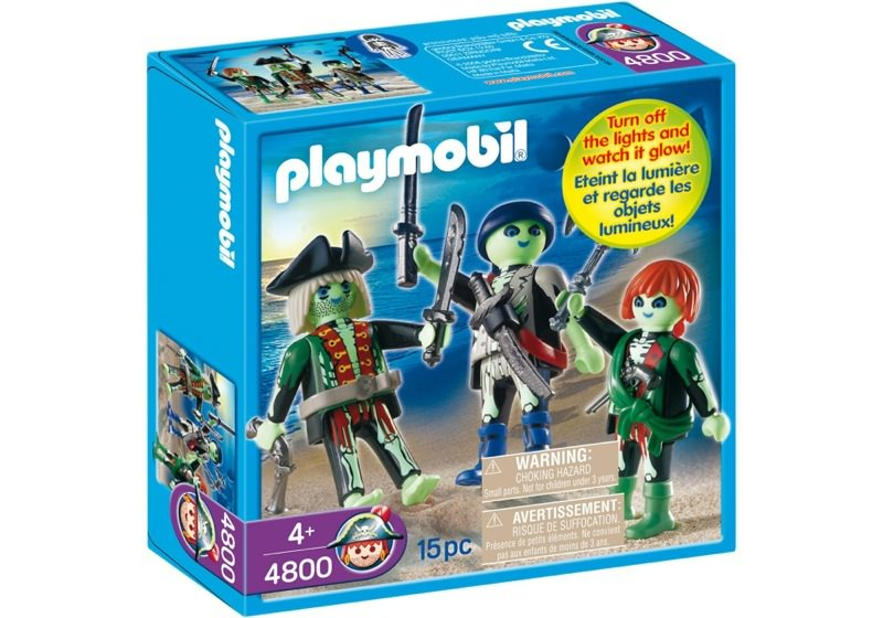 Playmobil 4800 - Ghost Pirates - Box