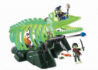Playmobil - 4803 - Ghost Whale Skeleton
