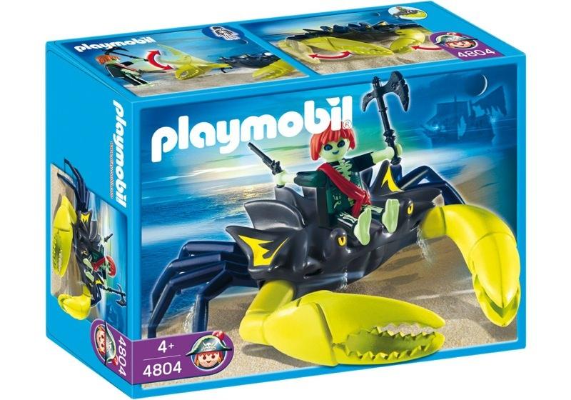 Playmobil 4804 - Giant Crab - Box