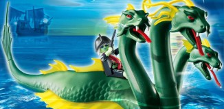 Playmobil - 4805 - Three-Headed Sea Serpent