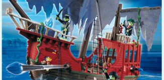Playmobil - 4806 - Ghost Pirate Ship