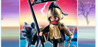 Playmobil - 4810 - Wolf Warrior with Axe