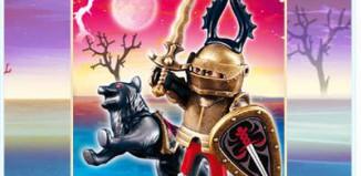 Playmobil - 4811 - Wolf Warrior Chief