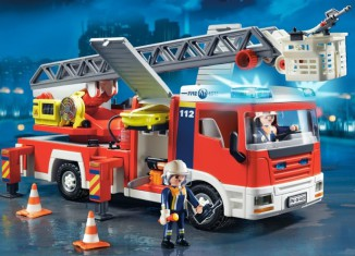 Playmobil - 4820 - Ladder Unit