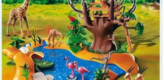Playmobil - 4827 - Wild Life Waterhole