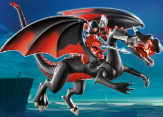 Playmobil - 4838 - Giant Dragon with LED-Fire