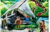 Playmobil - 4843 - Treasure Hunter's Camp with Giant Snake