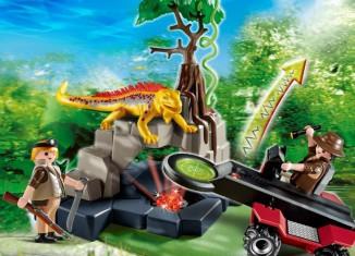 Playmobil - 4847 - Treasure Hunter with Metal Detector