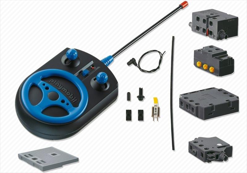 Playmobil 4856 - RC Module Set Plus - Back
