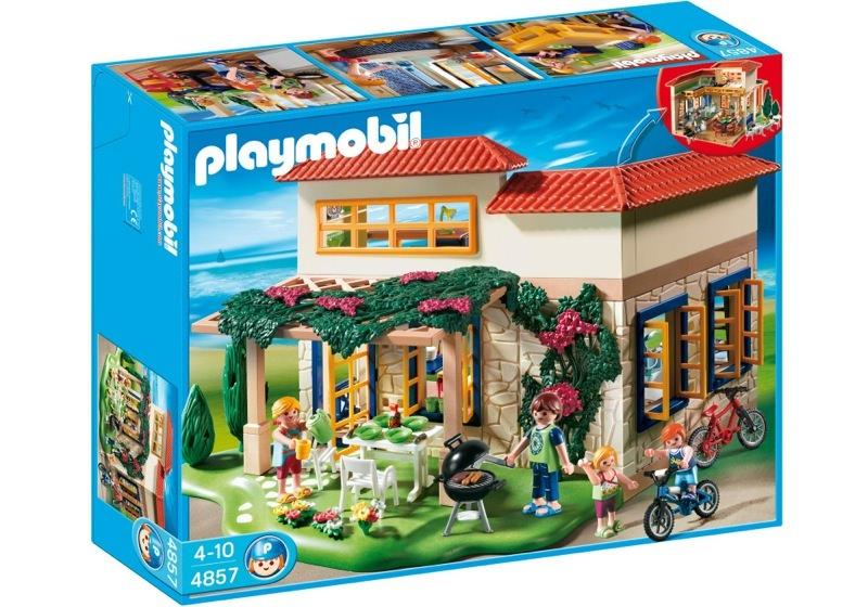 Playmobil 4857 - Summer House - Box