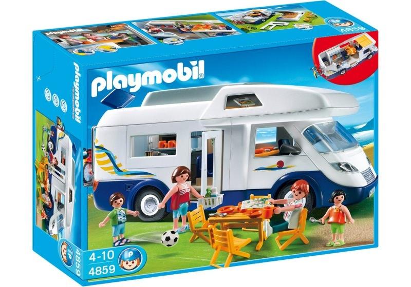 playmobil set 4859 family motorhome klickypedia. Black Bedroom Furniture Sets. Home Design Ideas