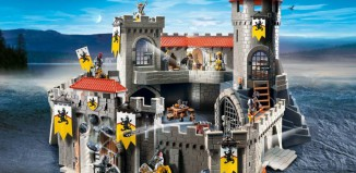 Playmobil - 4865 - Lion Knights' Castle