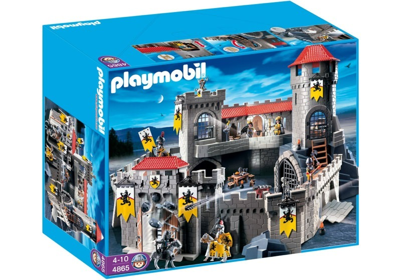Playmobil 4865 - Lion Knights' Castle - Box