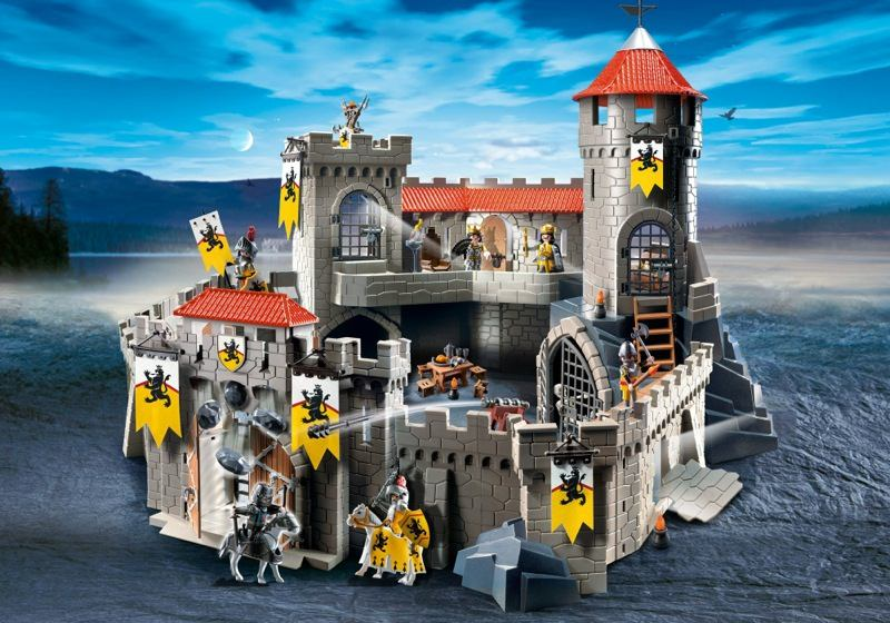 playmobil set 4865 lion knights 39 castle klickypedia. Black Bedroom Furniture Sets. Home Design Ideas