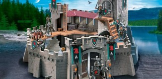 Playmobil - 4866 - Falcon Knight's Castle
