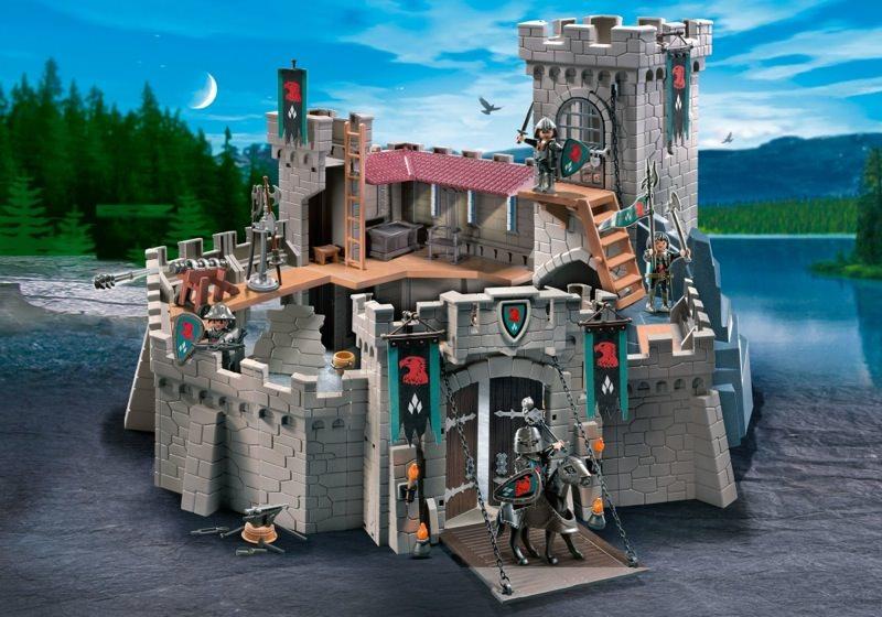 playmobil set 4866 falcon knight 39 s castle klickypedia. Black Bedroom Furniture Sets. Home Design Ideas
