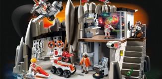 Playmobil - 4875 - Cuartel general de Agentes Secretos