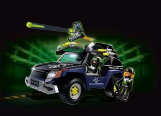 Playmobil - 4878 - Robo Gang Truck