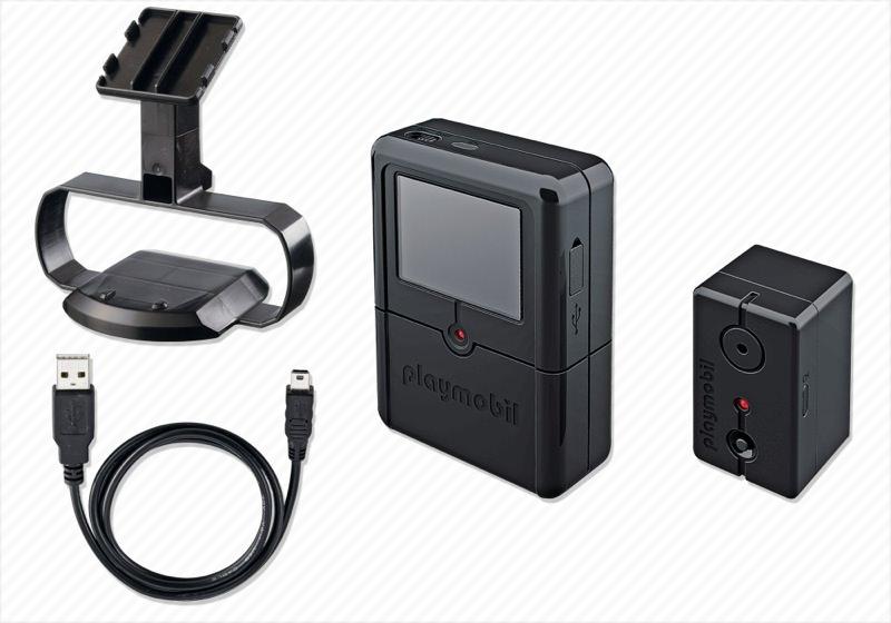 Playmobil 4879 - Spy Camera Set - Back