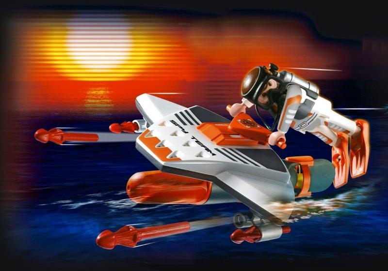 Amazon.com : Torpedo Deep Sea Diver (Black) : Sports ...