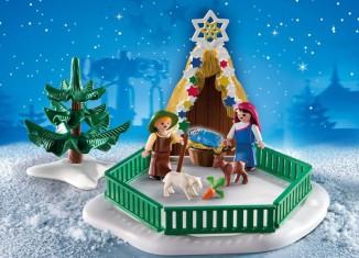 Playmobil - 4885 - Nativity Scene